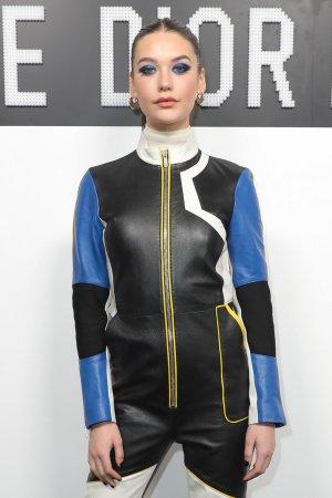 Amanda Steele attends Dior Beauty Pop Up