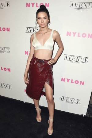 Amanda Steele attends NYLON Young Hollywood Party