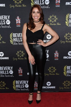 Amber Sweet attends 19th Annual Beverly Hills Film Festival Opening Night