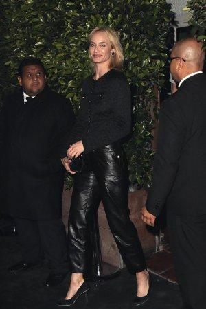 Amber Valletta attends Chanel Dinner