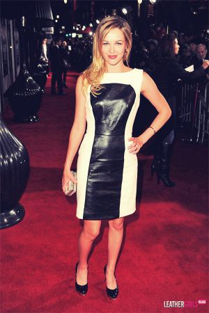 Ambyr Childers attends the Gangster Squad premiere