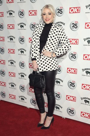 Amelia Lily attends OK Magazine's 25th Anniversary Party