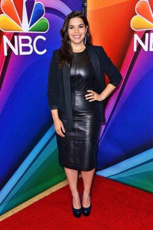 America Ferrera at NBCUniversal 2016 Winter TCA Tour