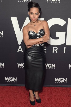 Amirah Vann attends New York Comic Con 2016