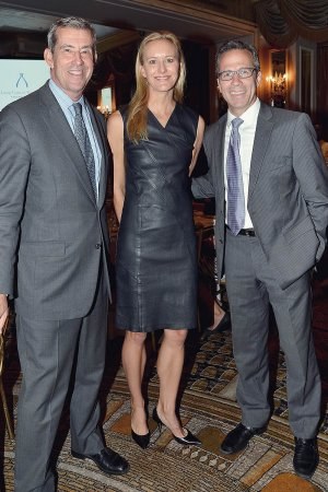 Amy Griffin attends the Lung Cancer Research Foundation's Eleventh Annual Lung Cancer