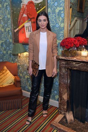 Amy Jackson attends Victoria Beckham x YouTube Fashion & Beauty after party