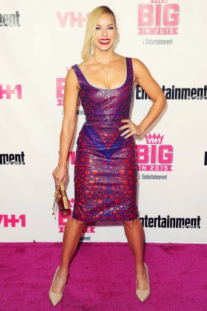 Amy Paffrath attends VH1 Big in 2015 With Entertainment Weekly Awards