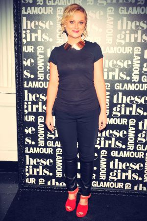 Amy Poehler at Glamour presents These Girls
