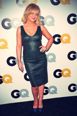 Amy Poehler attends the 2013 GQ Men of the Year Party