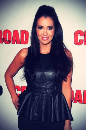 Amy Weber at Crossroad World Premiere