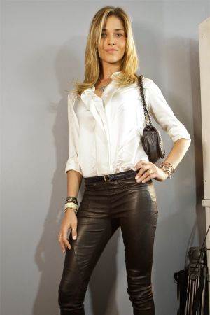 Ana Beatriz Barros at Animale Fall 2012