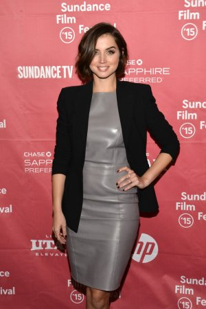 Ana de Armas attends the Knock Knock Premiere