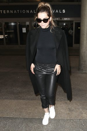 Ana de Armas seen at LAX