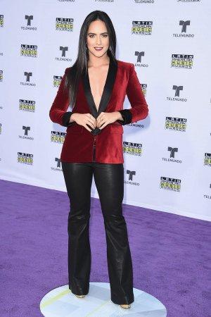 Ana Lorena Sanchez attends Latin American Music Awards