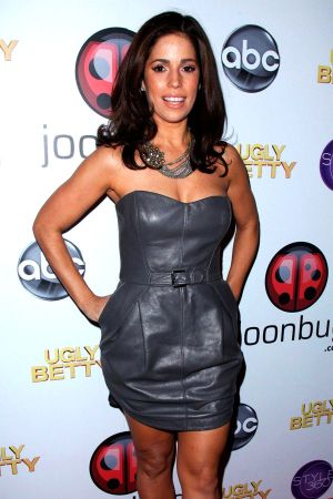 Ana Ortiz at Ugly Betty Gala During