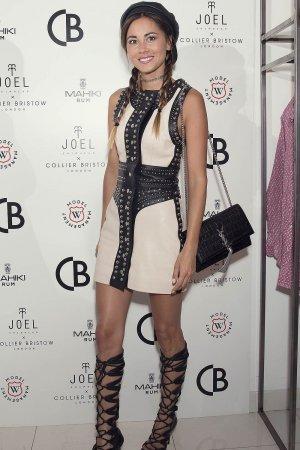 Ana Tanaka attends Press Launch of Joel Swimwear x Collier Bristow