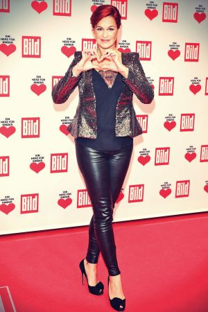 Andrea Berg attends A Heart for Children Fundraising Gala