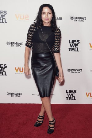 Andrea Corr attends the Raindance Film Festival Opening