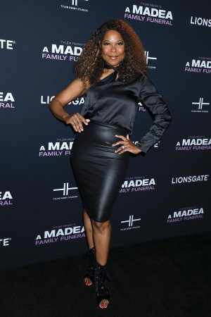 Angela Robinson attends A Madea Family Funeral Special Screening