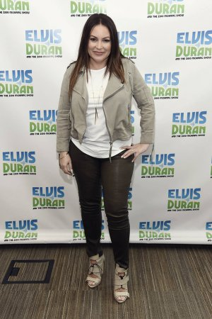 Angie Martinez visits The Elvis Duran Z100 Morning Show