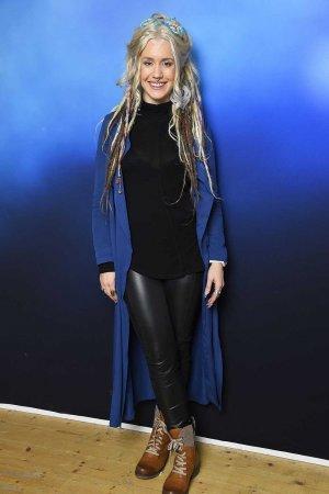 Aninia attends Melodifestivalen