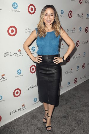 Anjelah Johnson attends Eva Longoria Foundation Gala
