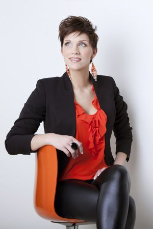 Anna-Maria Zimmermann photoshoot