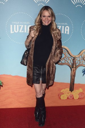Anna Paquin attends Premiere of Cirque du Soleil's production LUZIA