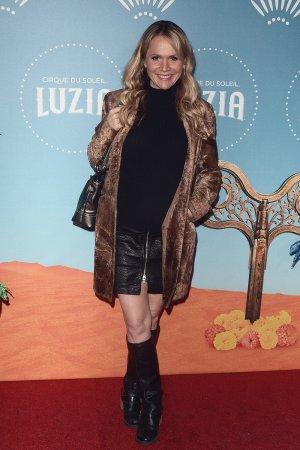 Anna Paquin attends Premiere of Cirque du Soleil's production LUZIA
