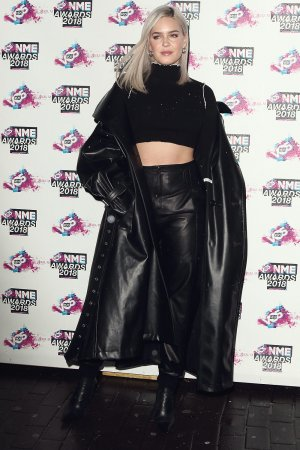 Anne-Marie Nicholson at VO5 NME Awards