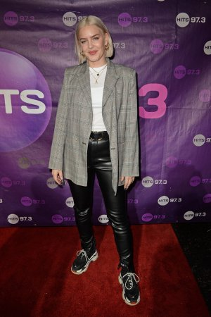 Anne-Marie Rose Nicholson at Hits 97.3 Sessions
