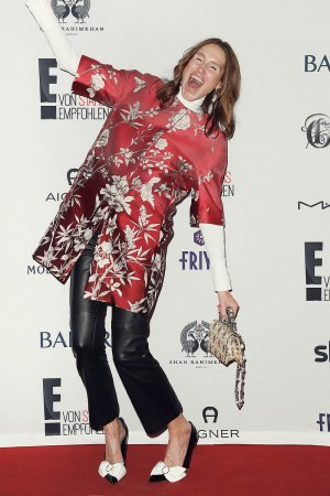 Annette Weber attends the 'E! Entertainment Influencer Suite'