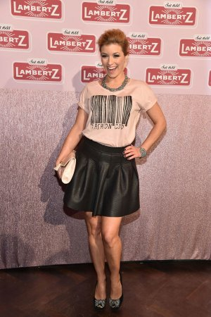 Annica Hansen attends Lambertz Monday Chocolate Fashion Night