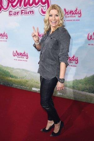 "Annica Hansen attends Premiere of ""ROCK MY HEART"""