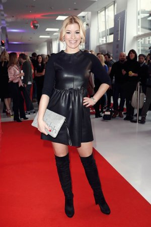 Annica Hansen attends the Gala fashion brunch