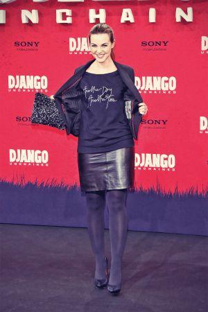 Annika Kipp attends Django Unchained Premiere