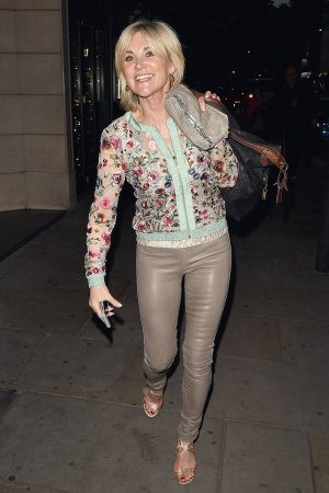 Anthea Turner attends Lizzie Cundy's Birthday Bash