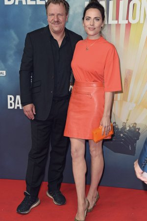 Antje Traue attends Premiere von Ballon
