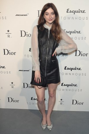 Antonia Clarke attends the Esquire Townhouse with Dior launch party