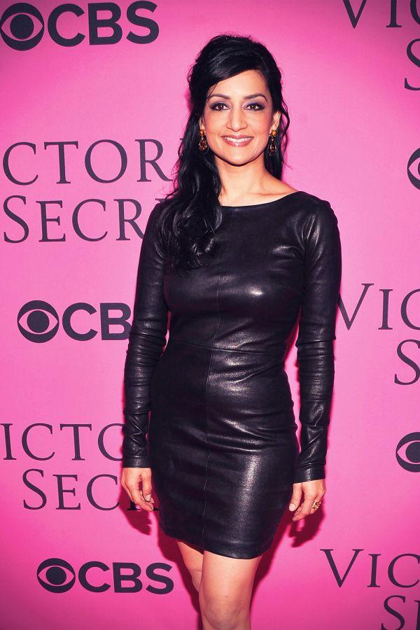 Archie Panjabi At 2012 Victoria S Secret Fashion Show