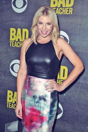 Ari Graynor attends CBS & Sony premiere event of Bad Teacher