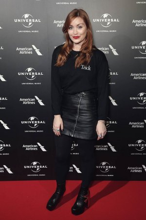 Arielle Free attends the Universal Music pre-BRIT Award party