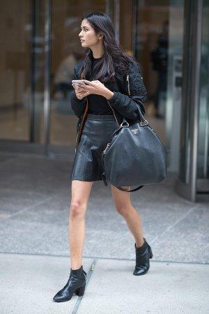 Ashika Pratt attends the 2016 Victoria's Secret Fashion Show
