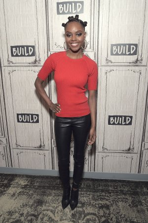 Ashleigh Murray attends Build Series at Build Studio