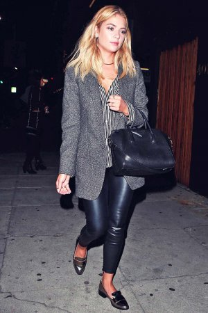 Ashley Benson at Nice Guy Club in Beverly Hills