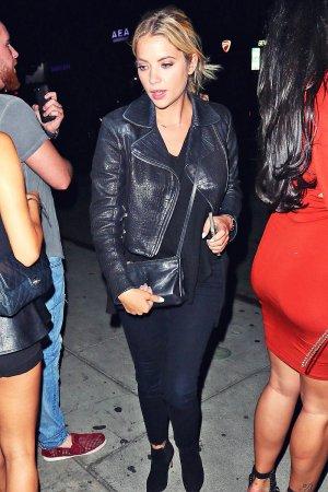 Ashley Benson at the Nice Guy Club