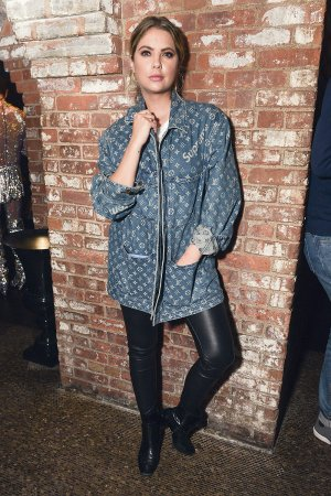 Ashley Benson attends Ezra J William Birthday Celebration