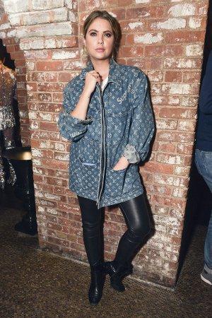 Ashley Benson attends Ezra J William Birthday Celebration