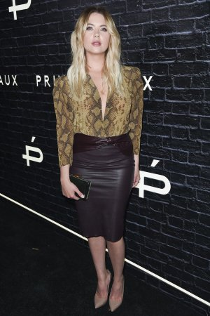 Ashley Benson attends Prive Revaux Launch Event