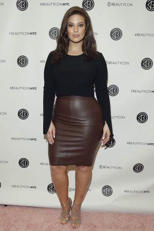 Ashley Graham attends the 3rd Annual Beautycon Festival New York